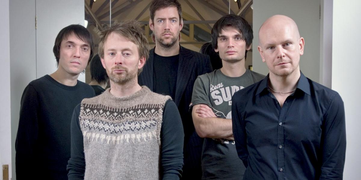 Por primera vez Radiohead se presentará en Bogotá