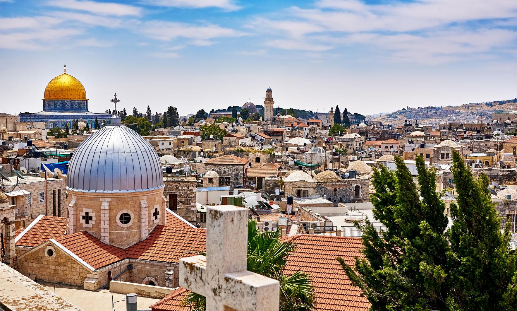 ¿Cuál es la importancia de Jerusalén y por qué se podría originar un nuevo conflicto?
