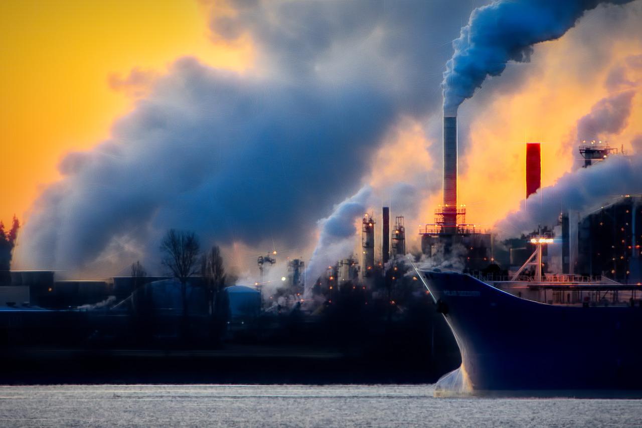 cambio climatico energias fosiles - pixabay