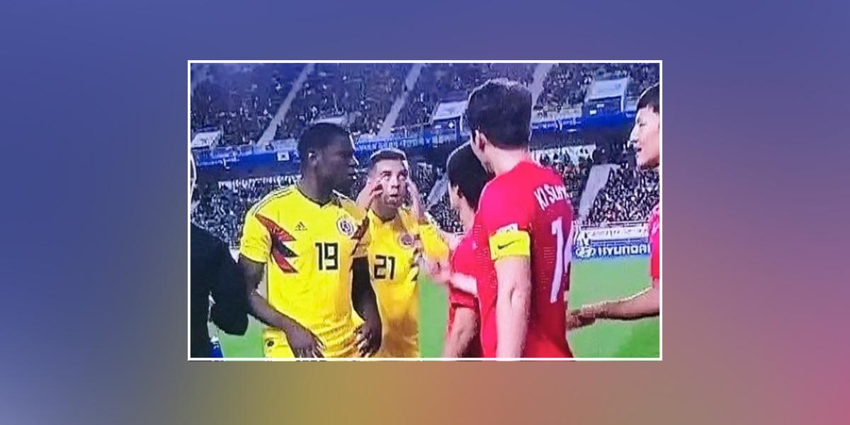 FIFA sanciona a Edwin Cardona con cinco juegos de suspensión