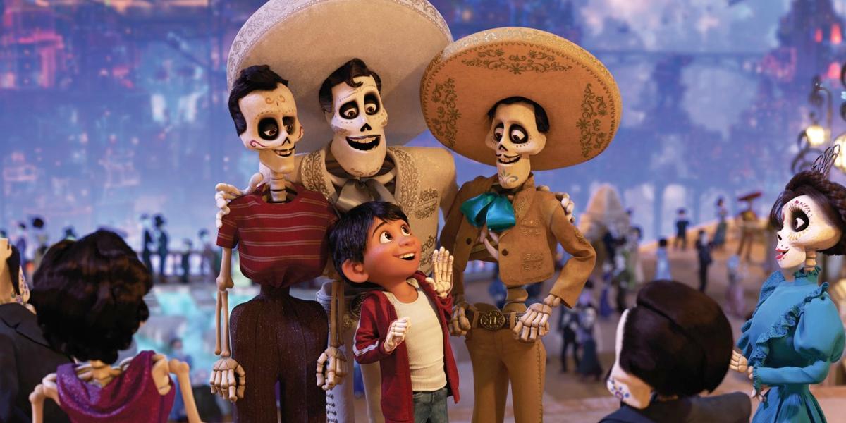 Nominan a 'Coco' como mejor película de animación en los Globos de Oro