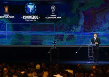 Sorteo Libertadores y Suramericana 2018 - Foto: NORBERTO DUARTE / AFP