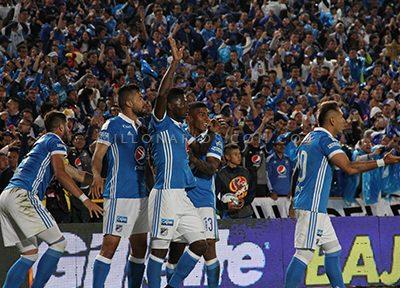 Foto tomada y por cortesía de Millonarios.com.co