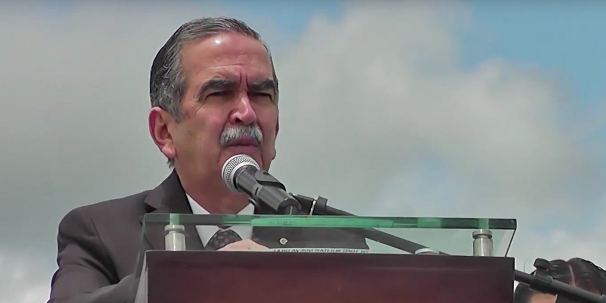 General Eduardo Herrera renunció a la mesa de diálogo con el Eln