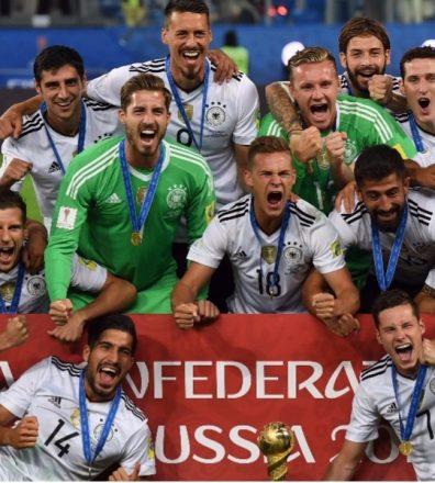 Lo que ganarán los alemanes en Rusia 2018 - Foto: Patrik STOLLARZ / AFP