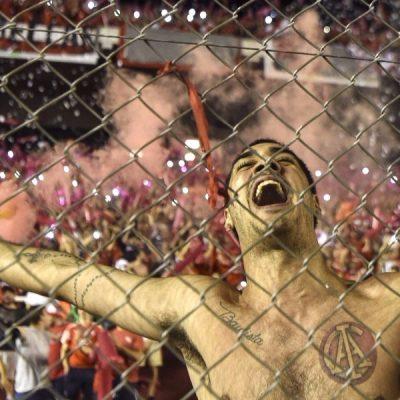 Así vive Independiente la previa de la final de la Sudamericana - Foto: EITAN ABRAMOVICH / AFP