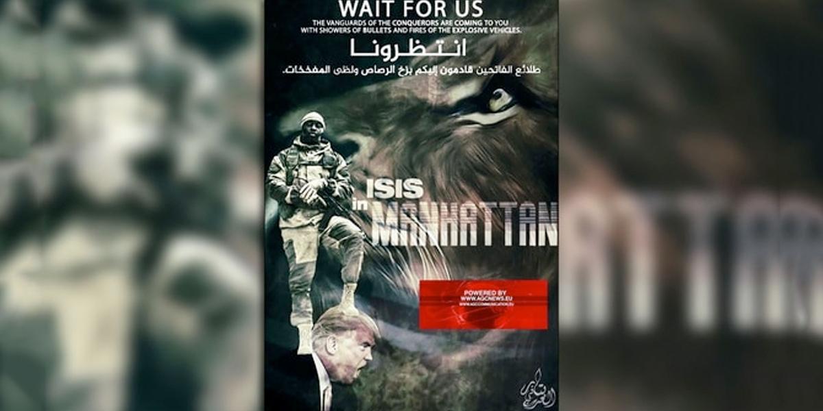 Estado Islámico amenaza a Estados Unidos por decisión de Trump sobre Jerusalén