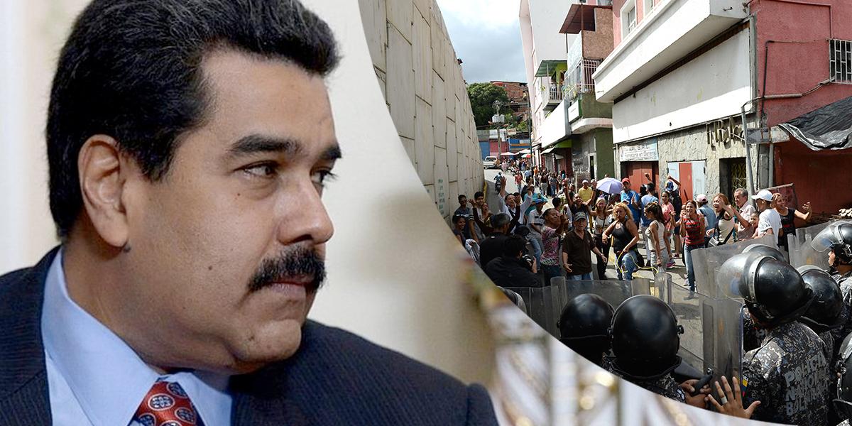 Camiones de perniles colombianos llegan a Venezuela
