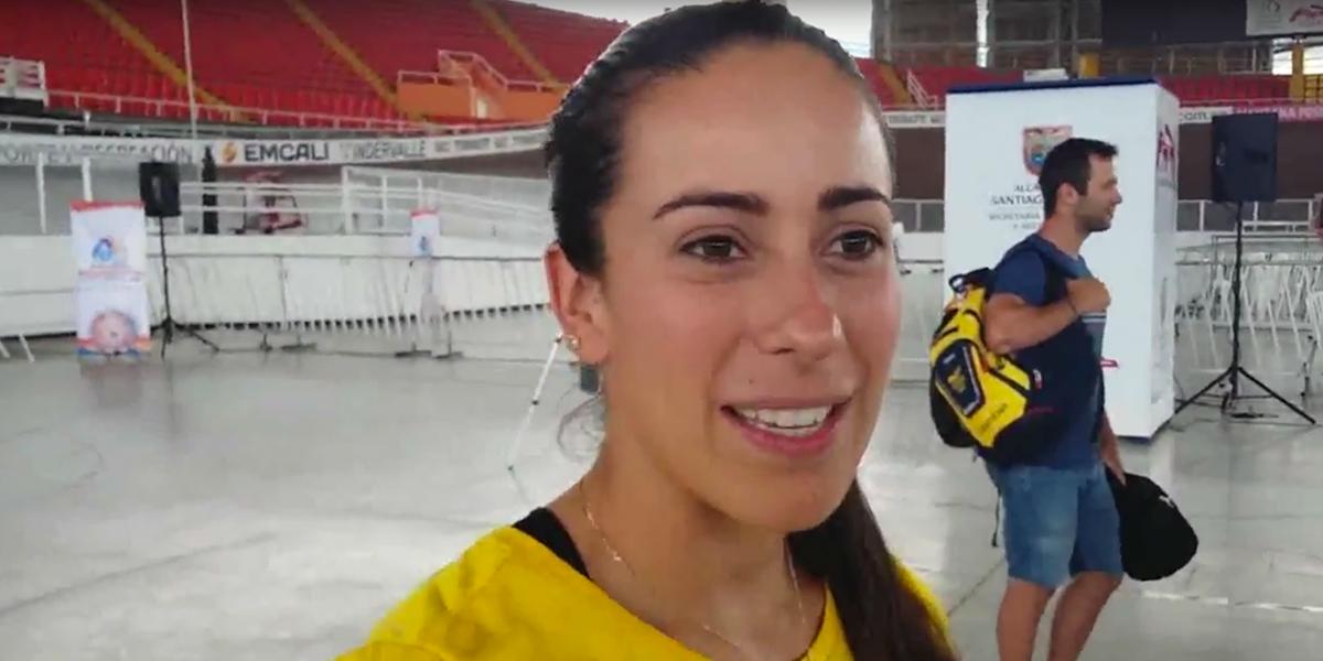 Mariana Pajón sufrió accidente de tránsito