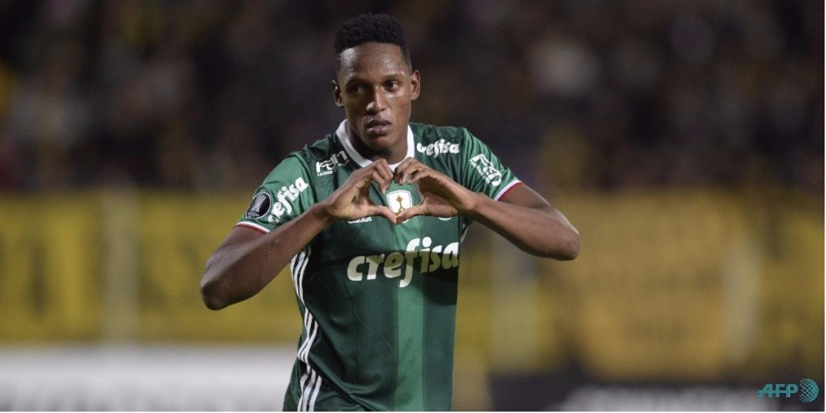 Desmienten que Yerry Mina sería traspasado al Barcelona en enero de 2018