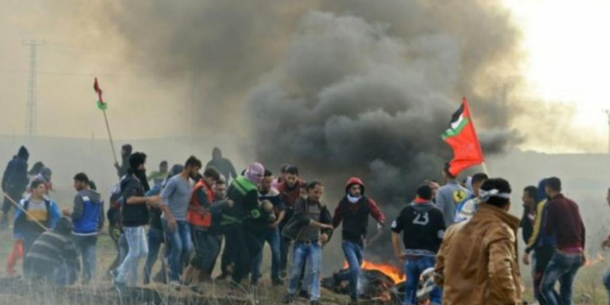 Fuerzas de seguridad israelíes matan a dos palestinos y hieren a otro