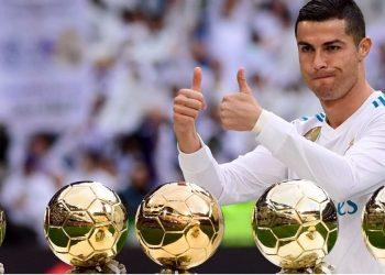 Cristiano Ronaldo marcó doblete con el Real Madrid - Foto: PIERRE-PHILIPPE MARCOU / AFP