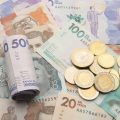 salario minimo dinero economía plata - foto 123rf
