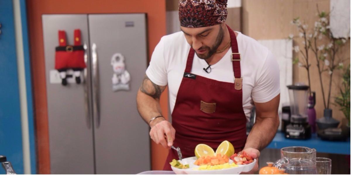 Aprende a preparar un delicioso salpicón - Foto: Laura Vallejo.