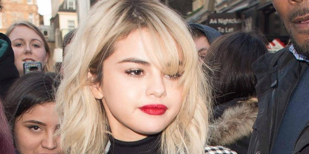 Selena Gómez no usó brasier y sorprende a sus seguidores