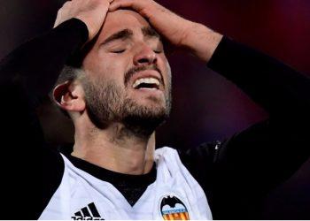 El Valencia no pudo sumar en España - Foto: JAVIER SORIANO / AFP