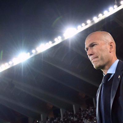 El Real Madrid de Zidane no convence - Foto: GIUSEPPE CACACE / AFP