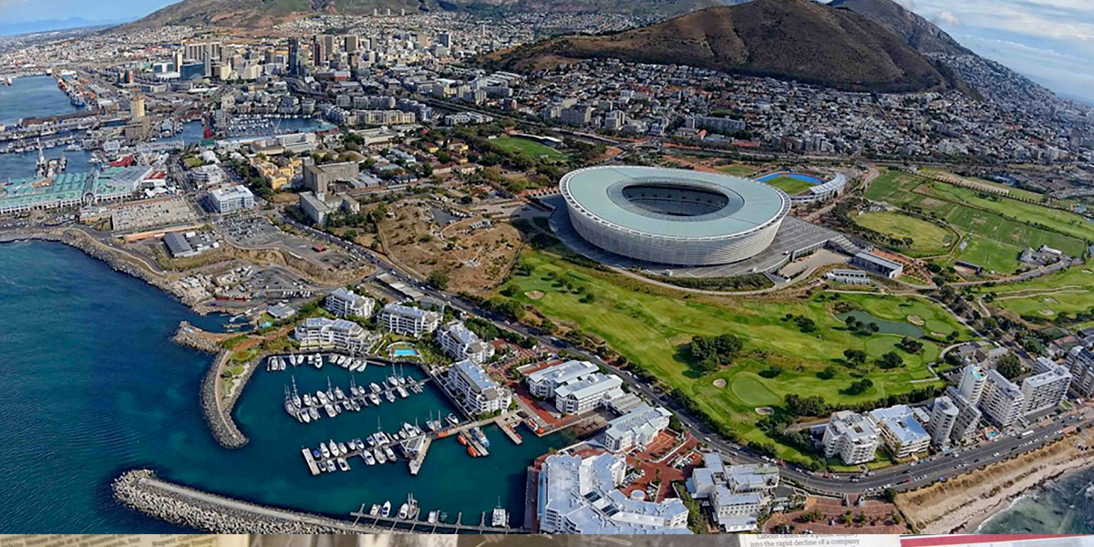 Ciudad del Cabo podría quedarse sin agua