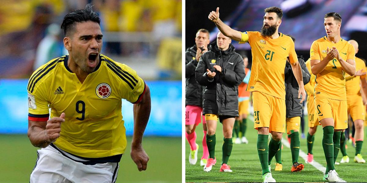 La Selección Colombia jugará amistoso ante Australia en Londres