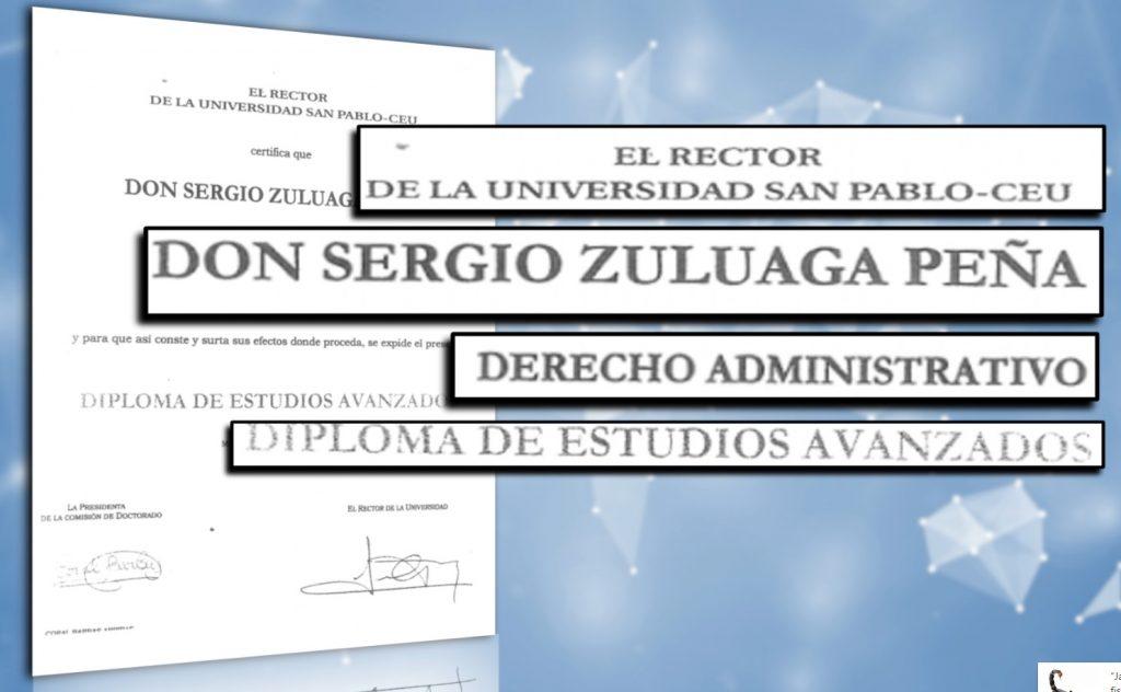 Diploma contralor