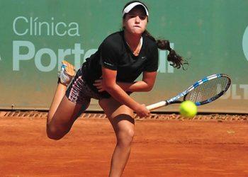 María Camila Osorio tenista