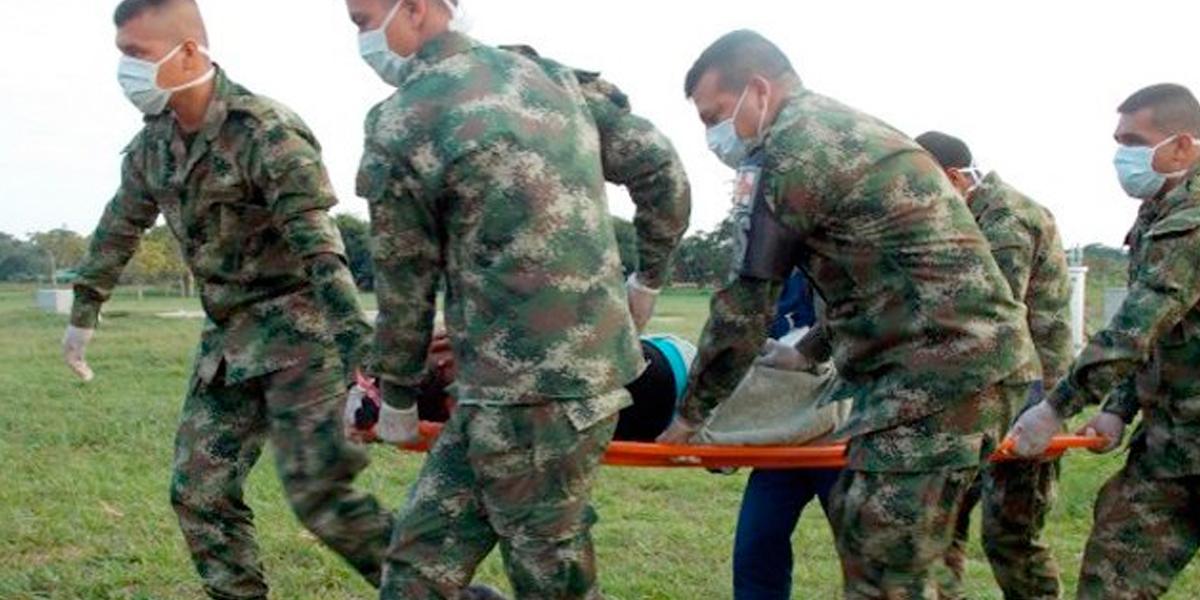 Un soldado muerto deja nuevo ataque del ELN en Teorama, Santander