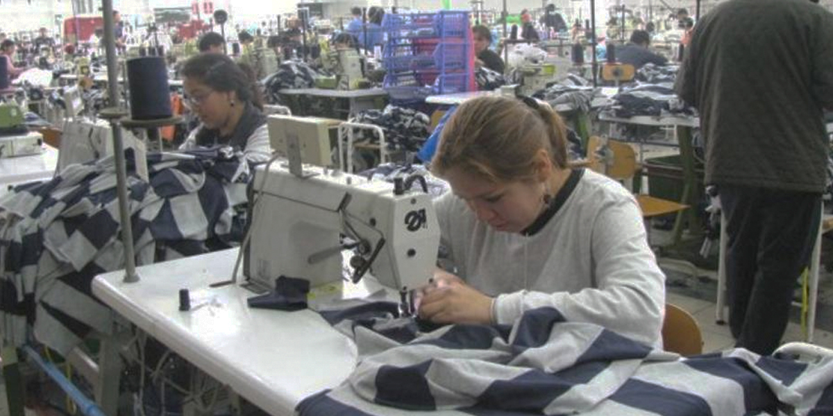 Producción de la industria cayó 0,7 % a noviembre de 2017