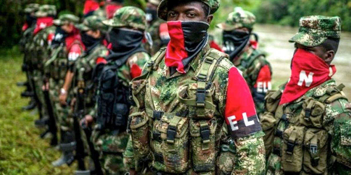 Ordenan captura de ocho cabecillas del Eln por reclutamiento de menores