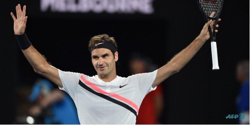 Roger Federer jugará una exhibición en noviembre en Chile