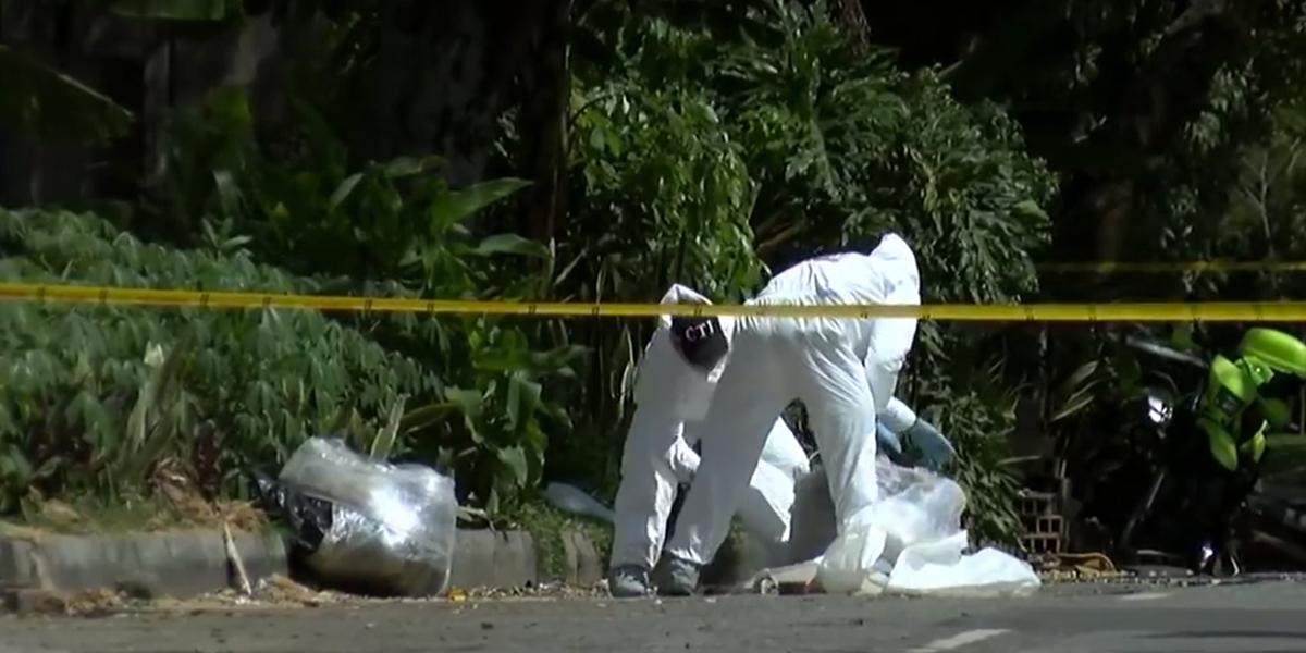 Muertes violentas en celebración de Año Nuevo en Colombia disminuyen un 71 %