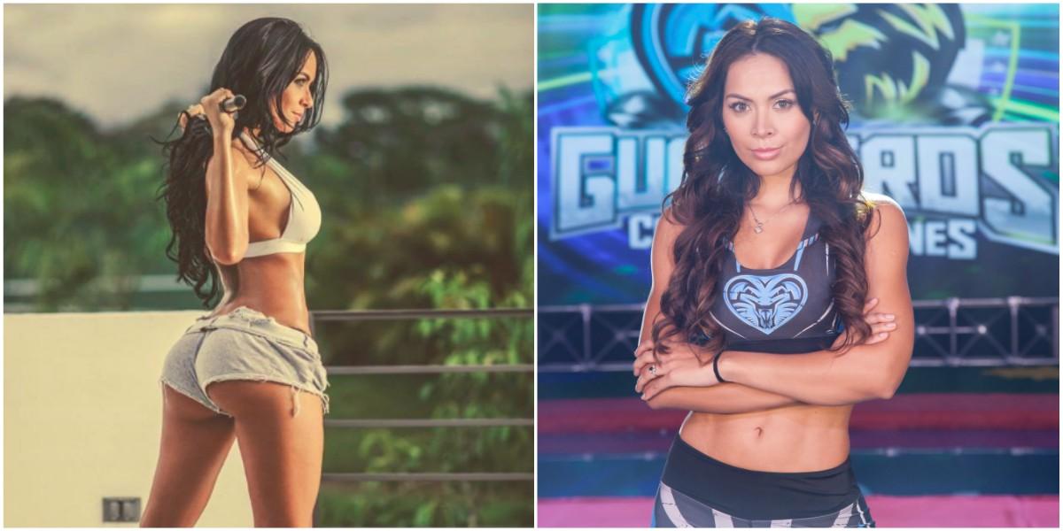 Las fotos que aún no has visto de Laura González, la nueva integrante de 'Cobras Vs Leones'