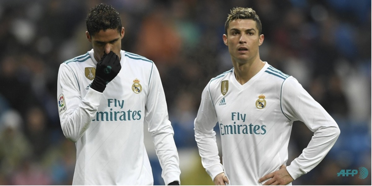 El Real Madrid sigue en crisis - Foto: GABRIEL BOUYS / AFP