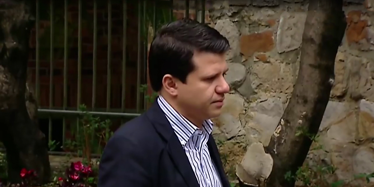 Bernardo 'el ñoño' Elías, condenado a seis años por caso Odebrecht
