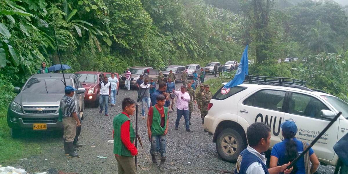 El ELN descarta romper el diálogo que busca la paz en Colombia