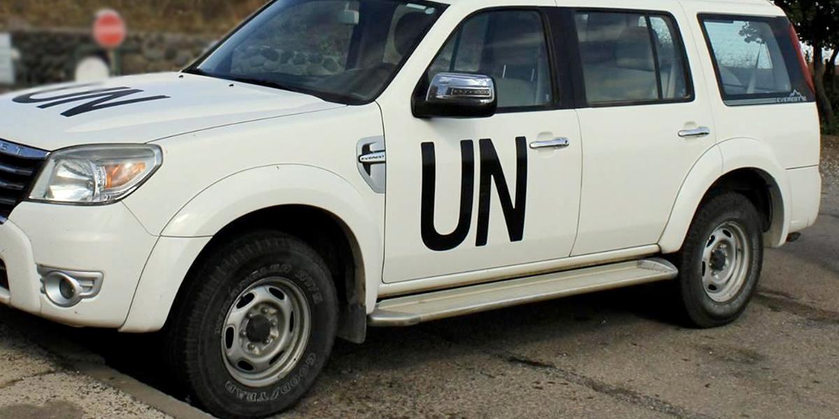 Carro de la ONU atropelló a dos niños en Quibdó