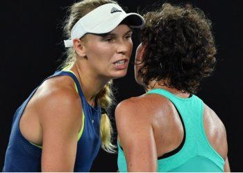 Wozniacki ya está en las semis del Australian Open - Foto: Greg Wood / AFP