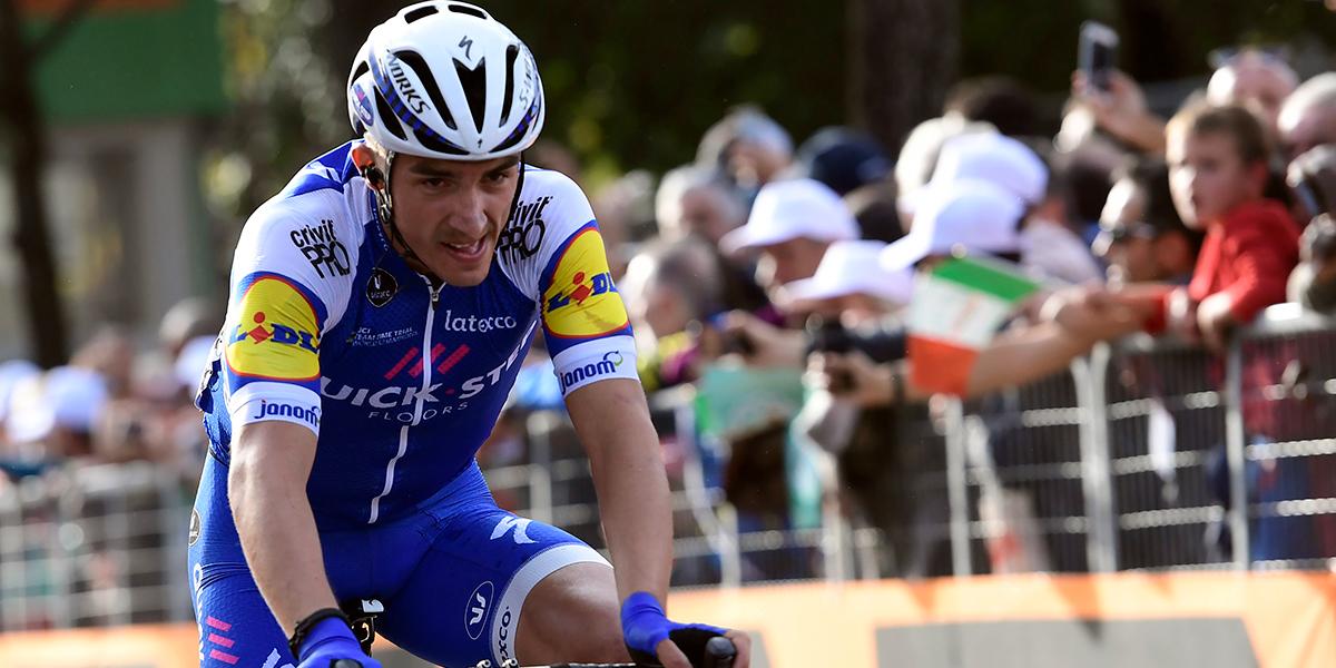 Fernando Gaviria gana su tercera etapa de la Colombia Oro y Paz