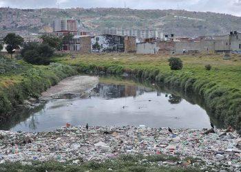 Lixiviados Rio Tunjuelito