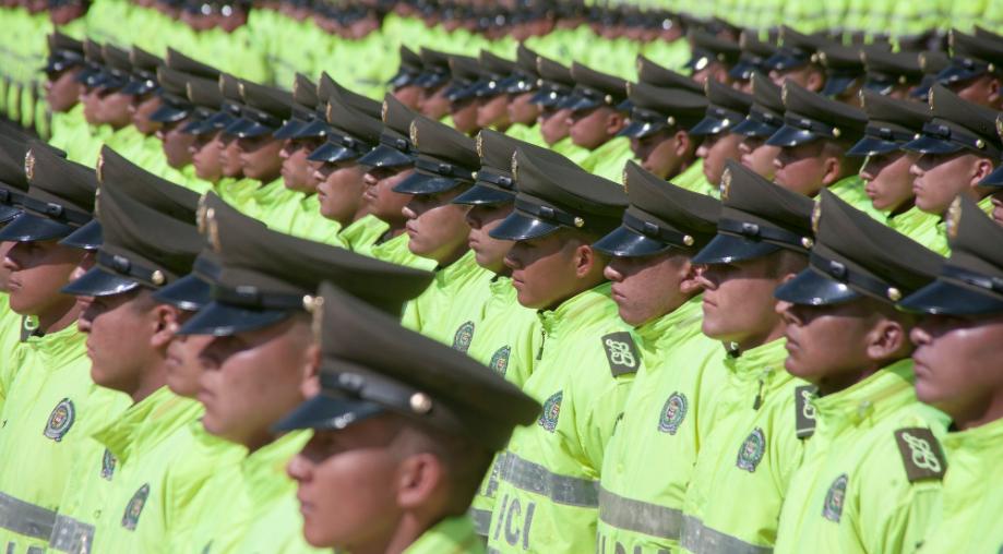 En Bogotá, 23 mil uniformados garantizan seguridad durante cuarentena obligatoria