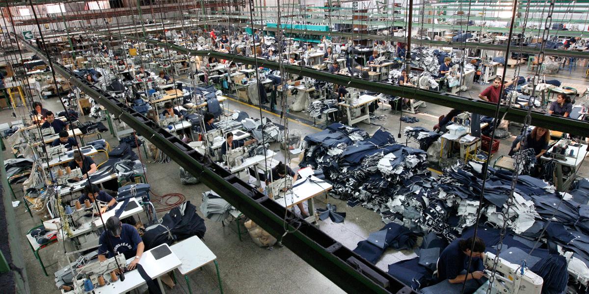 Producción industrial cerró 2017 con una caída de 0,6%