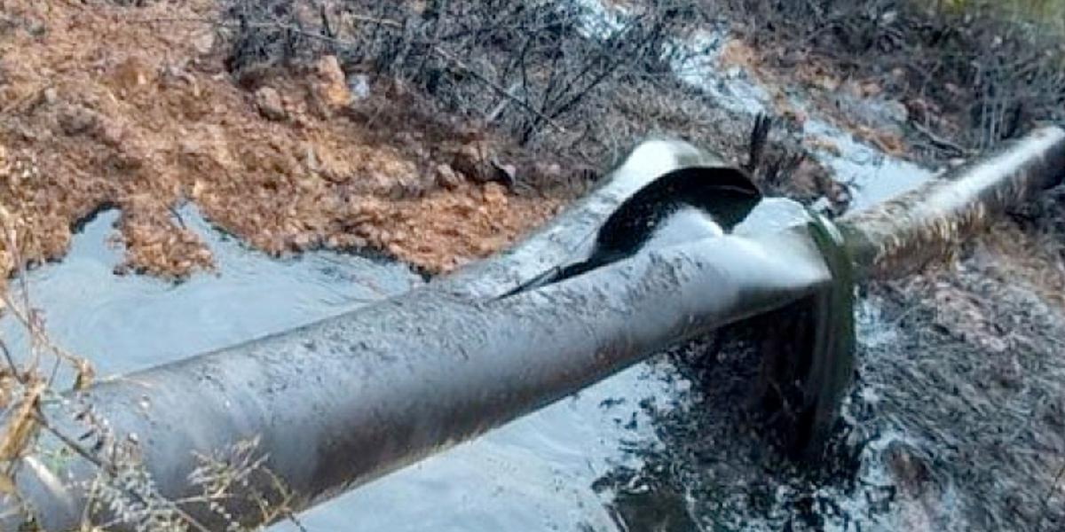 Denuncian nuevo ataque contra el oleoducto Caño Limón
