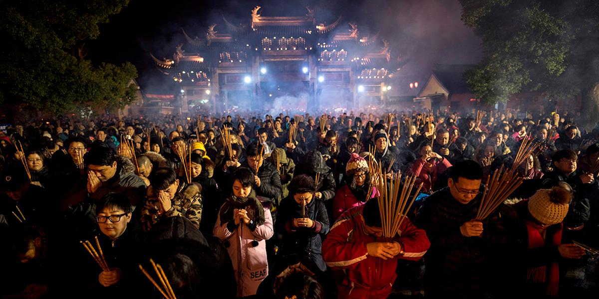 Explosión de fuegos artificiales en China deja cuatro muertos y varios heridos