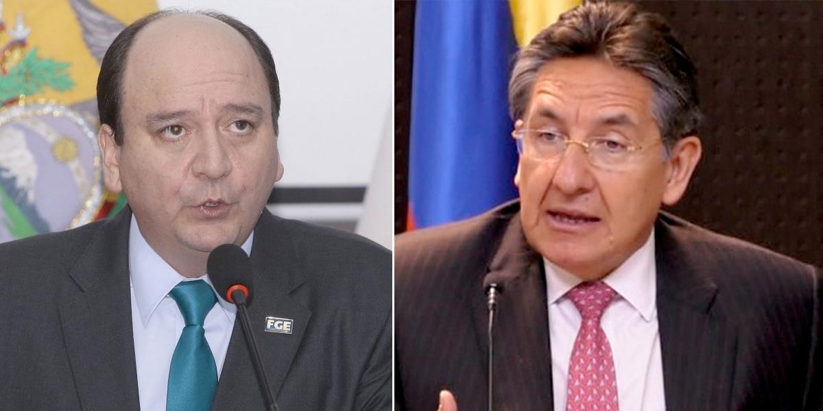 Fiscalía de Colombia entregó información de las Farc a homóloga de Ecuador