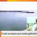"""El país se prepara para un gran evento gastronómico / PH: Screenshot emisión """"Primera Hora"""" - Digital Canal 1."""