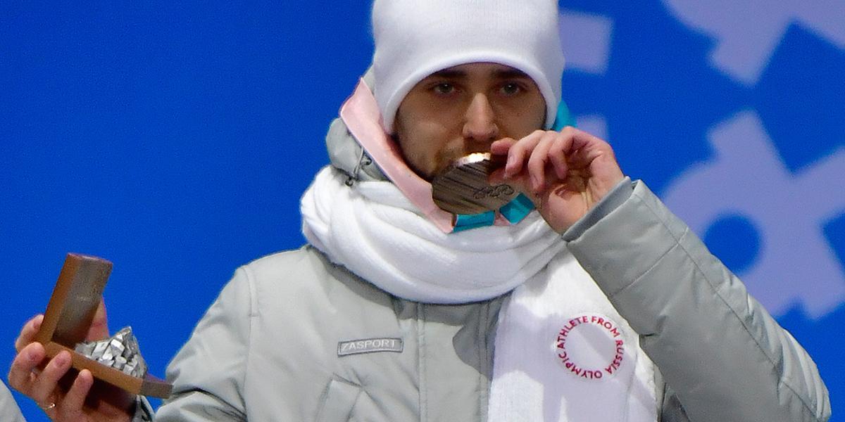 Aleksandr Krushelnitsky, jugador de curling ruso sospecho de dopaje