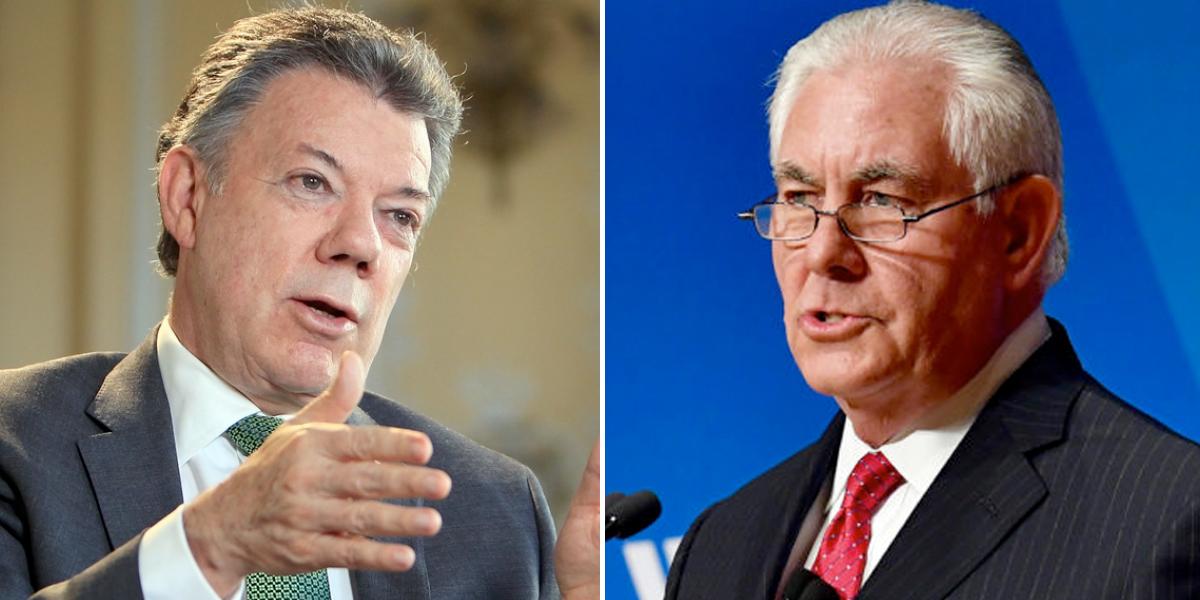 Santos reconoció que migración venezolana es un problema serio