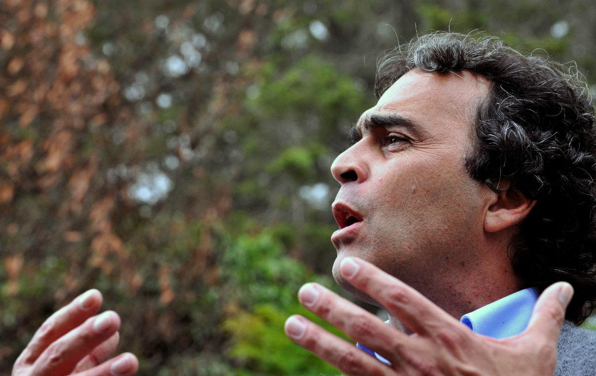sergio fajardo afp politico elecciones presidenciales 2018 coalicion colombia