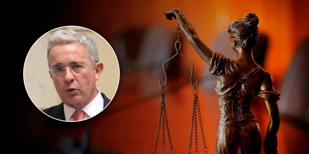 Uribe radicó recurso de reposición en la Corte