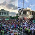 Plazas Petro y Vargas Lleras campaña