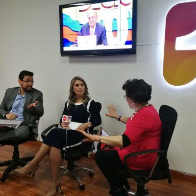 Daisy Cañón y Carlos Arias